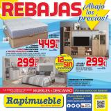 Folleto actual Rapimueble - 1.7.2019 - 31.8.2019.