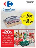 Folleto actual Carrefour - 2.8.2019 - 8.8.2019.