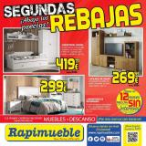 Folleto actual Rapimueble - 1.8.2019 - 31.8.2019.