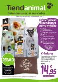 Folleto actual Tiendanimal - 29.8.2019 - 25.9.2019.