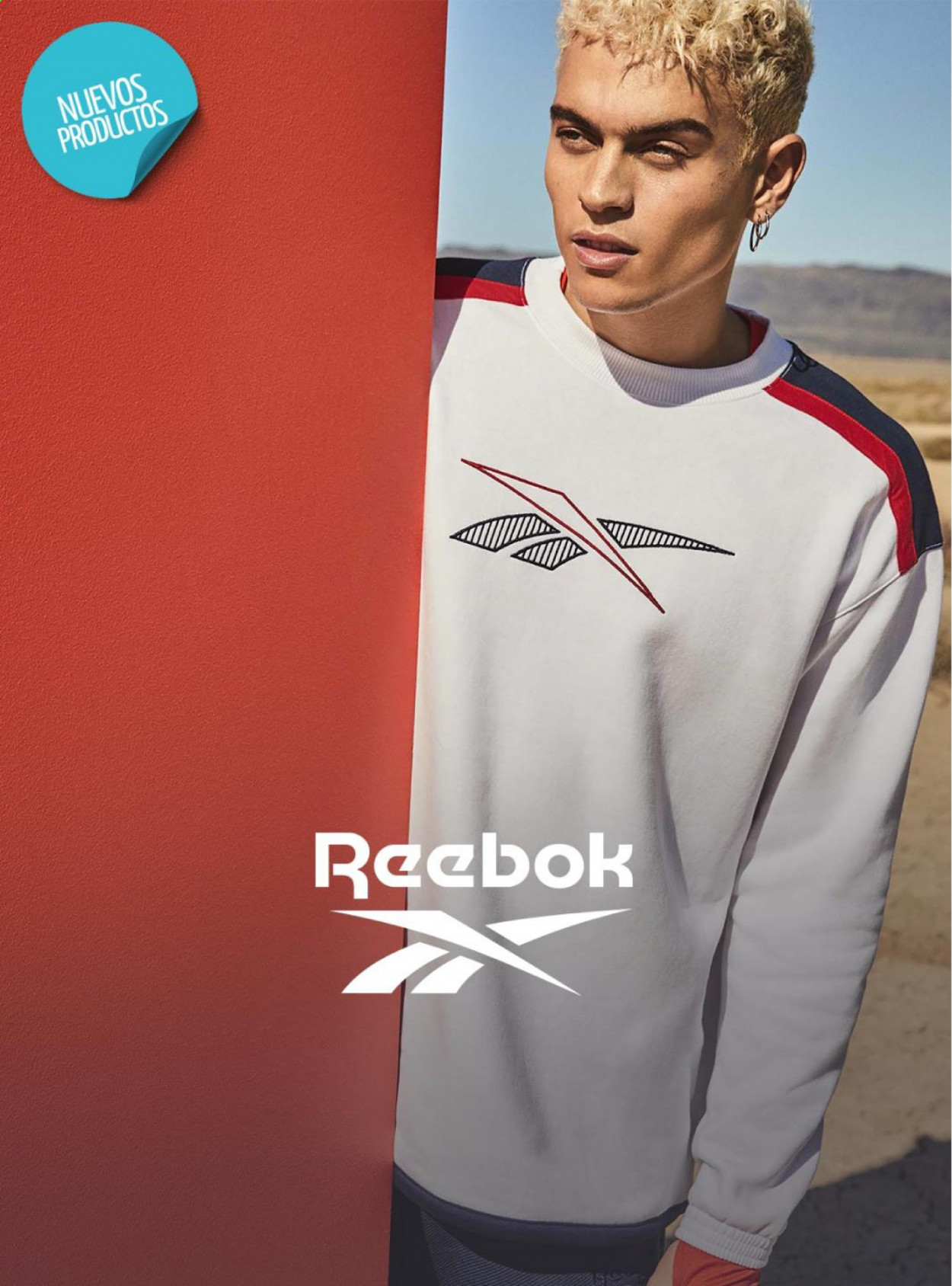 Folleto actual Andrea - Ventas - reebok. Página 1.