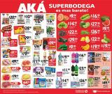 Folleto actual AKÁ Superbodega - 11.1.2021 - 11.1.2021.