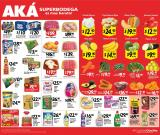 Folleto actual AKÁ Superbodega - 13.1.2021 - 13.1.2021.