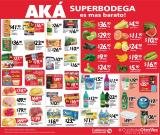 Folleto actual AKÁ Superbodega - 25.1.2021 - 25.1.2021.