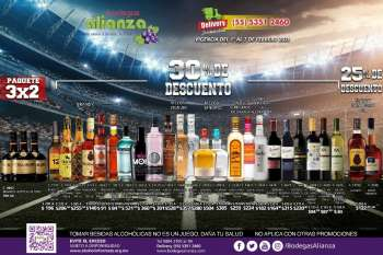 Folleto actual Bodegas Alianza - 1.2.2021 - 7.2.2021.