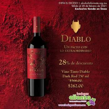 Folleto actual Bodegas Alianza - 17.2.2021 - 28.2.2021.
