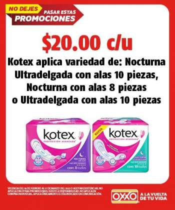 Folleto actual OXXO - 18.2.2021 - 17.3.2021.