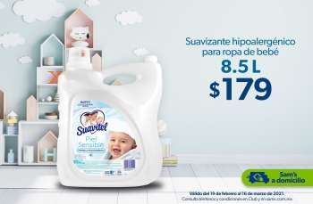 Folleto actual Sam's Club - 19.2.2021 - 16.3.2021.