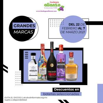 Folleto actual Bodegas Alianza - 22.2.2021 - 7.3.2021.