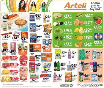 Folleto actual Arteli express - 8.3.2021 - 8.3.2021.