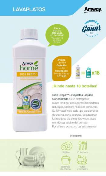 Folleto actual Amway - 1.3.2021 - 30.9.2021.