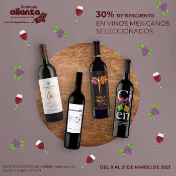 Folleto actual Bodegas Alianza - 8.3.2021 - 21.3.2021.