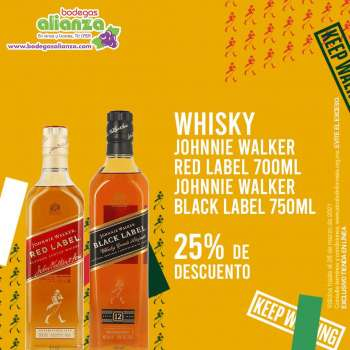 Folleto actual Bodegas Alianza - 23.3.2021 - 28.3.2021.