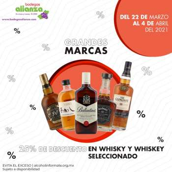 Folleto actual Bodegas Alianza - 22.3.2021 - 4.4.2021.