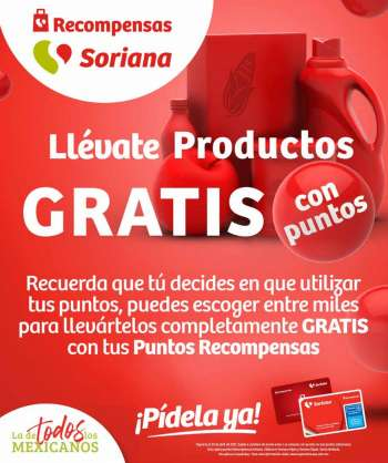 Folleto actual Soriana - 8.4.2021 - 30.4.2021.