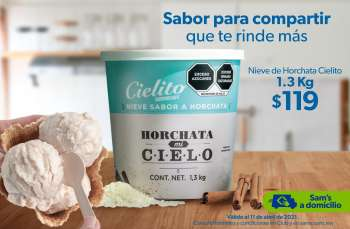 Folleto actual Sam's Club - 10.4.2021 - 11.4.2021.