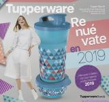Folleto actual Tupperware - 31.12.2018 - 20.1.2019.