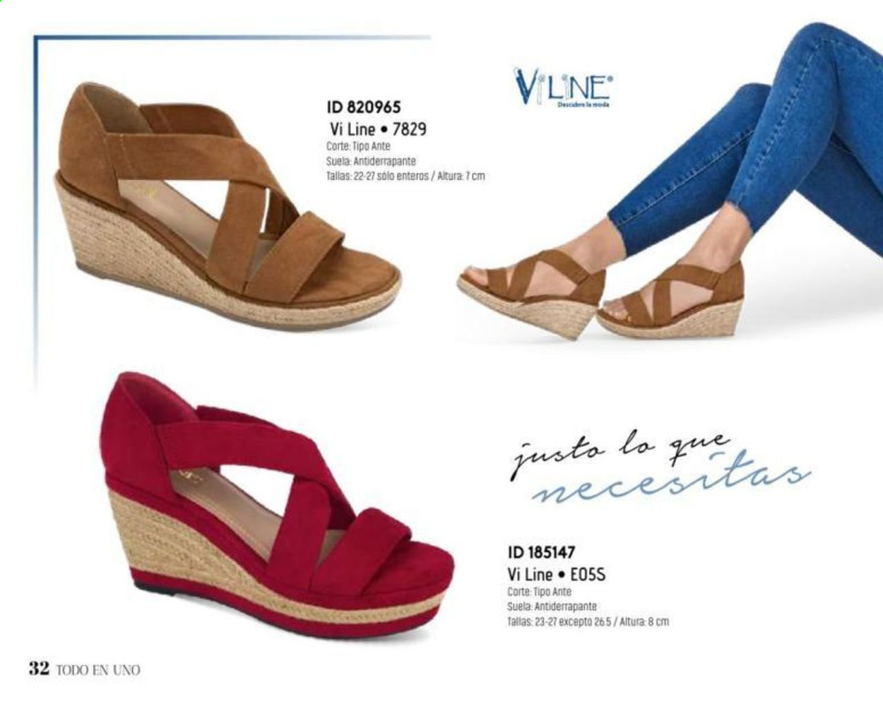 Oferta vigente Price Shoes. Página 30.