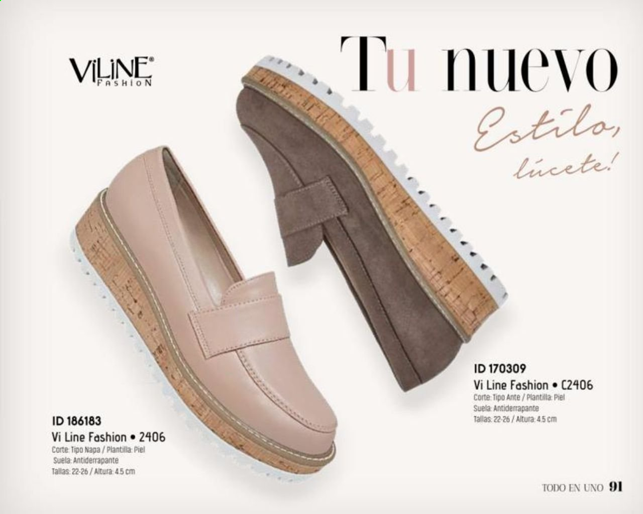 Oferta vigente Price Shoes. Página 89.