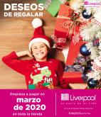 Folleto actual Liverpool - 1.12.2019 - 24.12.2019.