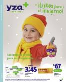 Folleto actual Farmacias YZA - 2.1.2020 - 29.1.2020.