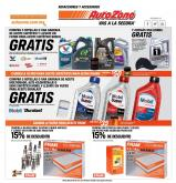 Folleto actual AutoZone - 26.1.2020 - 15.2.2020.
