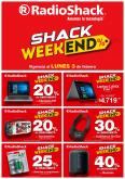 Folleto actual Radio Shack - 30.1.2020 - 3.2.2020.