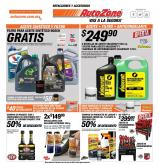 Folleto actual AutoZone - 23.2.2020 - 14.3.2020.