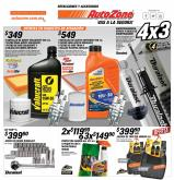 Folleto actual AutoZone - 26.4.2020 - 16.5.2020.