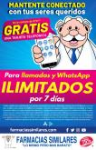 Folleto actual Farmacias Similares - 1.5.2020 - 20.10.2020.