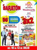 Folleto actual Woolworth - 10.7.2020 - 13.7.2020.