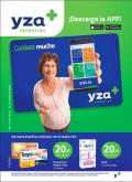 Folleto actual Farmacias YZA - 16.7.2020 - 12.8.2020.