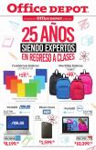 Folleto actual Office Depot - 1.8.2020 - 28.8.2020.