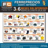 Folleto actual Ferreteria Calzada - 5.8.2020 - 20.9.2020.