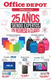 Folleto actual Office Depot - 1.8.2020 - 31.8.2020.
