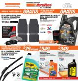 Folleto actual AutoZone - 30.8.2020 - 19.9.2020.
