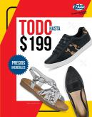Folleto actual Price Shoes.