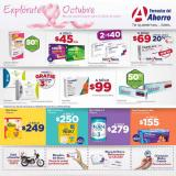 Folleto actual Farmacias del Ahorro - 1.10.2020 - 31.10.2020.