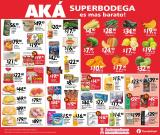 Folleto actual AKÁ Superbodega - 19.10.2020 - 19.10.2020.