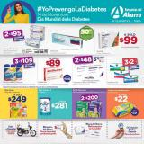 Folleto actual Farmacias del Ahorro - 1.11.2020 - 30.11.2020.