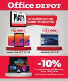 Folleto actual Office Depot - 9.11.2020 - 20.11.2020.