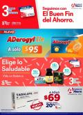 Folleto actual Farmacias del Ahorro - 25.11.2020 - 31.12.2020.