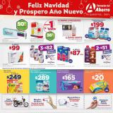 Folleto actual Farmacias del Ahorro - 1.12.2020 - 31.12.2020.
