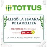 Folleto actual Tottus - 29.6.2020 - 4.7.2020.