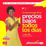 Folleto actual Plaza Vea - 6.8.2020 - 9.8.2020.
