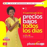 Folleto actual Plaza Vea - 13.8.2020 - 16.8.2020.
