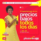 Folleto actual Plaza Vea - 20.8.2020 - 23.8.2020.