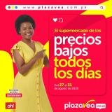 Folleto actual Plaza Vea - 27.8.2020 - 31.8.2020.