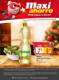 Folleto actual Maxi ahorro - 26.11.2020 - 8.12.2020.