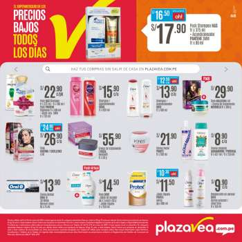 Folleto actual Plaza Vea - 12.3.2021 - 15.3.2021.